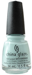 China Glaze Live In The Mo-mint