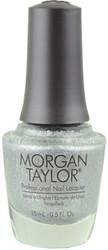 Morgan Taylor Liquid Frost (Textured Matte Glitter)