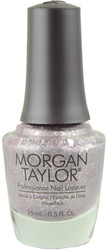 Morgan Taylor Don't Snow-Flake on Me (Textured Matte Glitter)