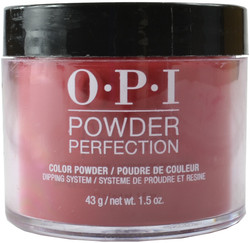 OPI Powder Perfection The Thrill Of Brazil