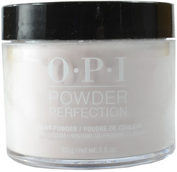 OPI Powder Perfection Love Is In The Bare