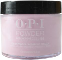 OPI Powder Perfection Suzi Shops & Island Hops