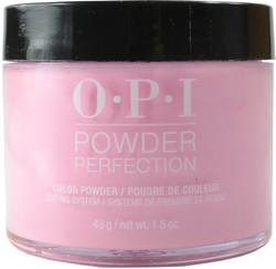 OPI Powder Perfection Kiss Me I'm Brazilian
