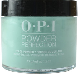 OPI Powder Perfection My Dogsled Is A Hybrid