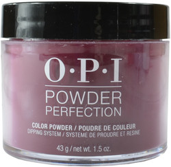 OPI Powder Perfection Complimentary Wine