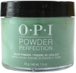 OPI Powder Perfection Stay Off The Lawn!