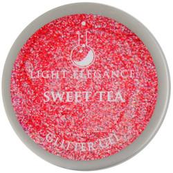 Light Elegance Sweet Tea Glitter Gel (UV / LED Gel)