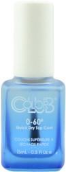 Color Club 0-60 Quick Dry Top Coat (0.5 fl. oz. / 15 mL)