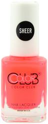 Color Club Flushed (Sheer)