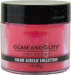 Glam And Glits Ruby Acrylic Powder (28 g / 1 fl. oz.)