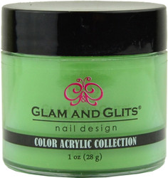 Glam And Glits Jade Acrylic Powder (28 g / 1 fl. oz.)