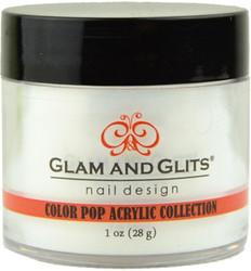 Glam And Glits White Sand Acrylic Powder (28 g / 1 fl. oz.)