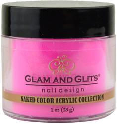 Glam And Glits Ashes of Roses Acrylic Powder (28 g / 1 fl. oz.)