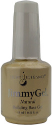 Light Elegance JimmyGel Soak Off Building Base Gel - Natural (0.51 fl. oz. / 15 mL)