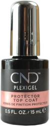 Cnd Plexigel Protector Top Coat (0.5 fl. oz. / 15 mL)