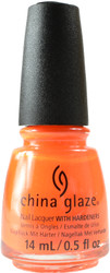 China Glaze Takes Two to Mango