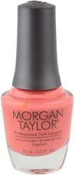 Morgan Taylor Orange Crush Blush