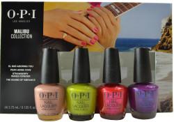 OPI 4 pc Malibu Mini Set