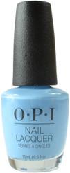OPI Mali-Blue Shore