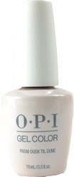 OPI Gelcolor From Dusk 'Til Dune (UV / LED Polish)