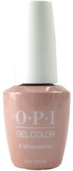 OPI Gelcolor El Mat-Adoring You (UV / LED Polish)