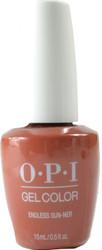 OPI Gelcolor Endless Sun-ner (UV / LED Polish)