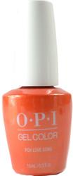 OPI Gelcolor PCH Love Song (UV / LED Polish)