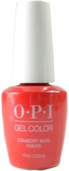 OPI Gelcolor Strawberry Waves Forever (UV / LED Polish)