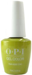 OPI Gelcolor Pear-adise Cove (UV / LED Polish)