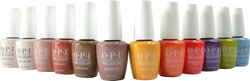 OPI GelColor 12 pc Malibu Collection