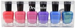 Zoya 6 pc Dreamin' Collection
