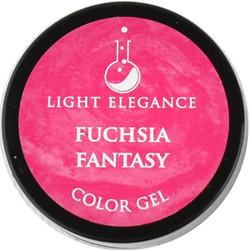 Light Elegance Fuchsia Fantasy Color Gel (UV / LED Gel)