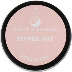 Light Elegance Power Nap Color Gel (UV / LED Gel)