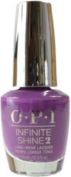 OPI Infinite Shine Violet Visionary (Week Long Wear)