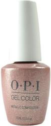 OPI Gelcolor Metallic Composition (UV / LED Polish)