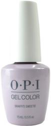 OPI Gelcolor Graffiti Sweetie (UV / LED Polish)