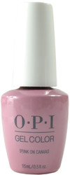 OPI Gelcolor (P)Ink on Canvas (UV / LED Polish)
