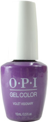 OPI Gelcolor Violet Visionary (UV / LED Polish)