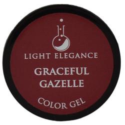 Light Elegance Graceful Gazelle Color Gel (UV / LED Gel)