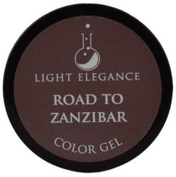 Light Elegance Road to Zanzibar Color Gel (UV / LED Gel)