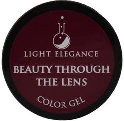 Light Elegance Beauty Through the Lens Color Gel (UV / LED Gel)