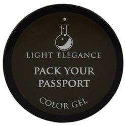 Light Elegance Pack Your Passport Color Gel (UV / LED Gel)