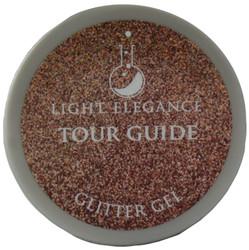 Light Elegance Tour Guide Glitter Gel (UV / LED Gel)