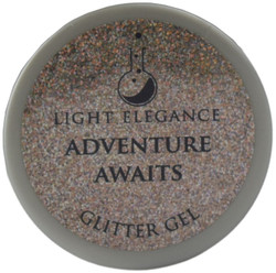 Light Elegance Adventure Awaits Glitter Gel (UV / LED Gel)