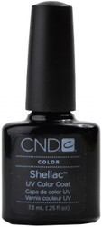 CND Shellac Black Pool (UV Polish) nail polish