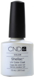 CND Shellac Negligee (UV Polish) nail polish