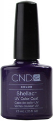 CND Shellac Rock Royalty (UV Polish) nail polish