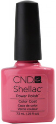 CND Shellac Rose Bud (UV Polish) nail polish