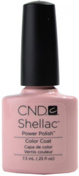 CND Shellac Clearly Pink (UV Polish) nail polish