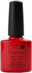 CND Shellac Wildfire (UV Polish) nail polish